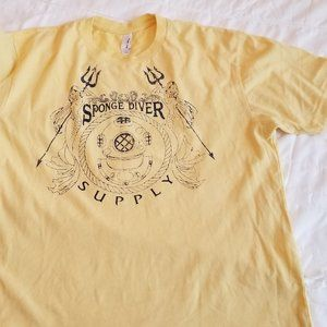 Next Level Sponge Diver T-shirt